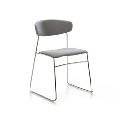 Wolfgang Metal | Chairs | Fornasarig