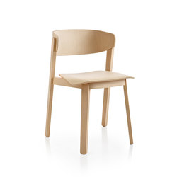 Wolfgang | WOR135 | Visitors chairs / Side chairs | Fornasarig