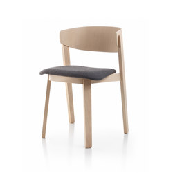 Wolfgang | WOR131 | Visitors chairs / Side chairs | Fornasarig