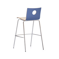 M2 Bar/Counter Chair | Tabourets de bar | Leland International