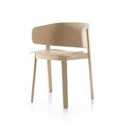 Wolfgang | WOR235 | Visitors chairs / Side chairs | Fornasarig