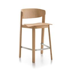 Wolfgang | WOR335 | Bar stools | Fornasarig