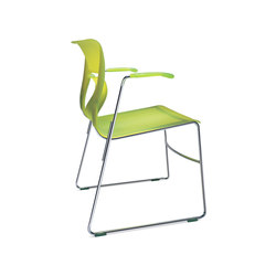 Rhythm |  Chair | Visitors chairs / Side chairs | Stylex