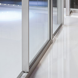 Partition W40   Wall partition systems   Tecno