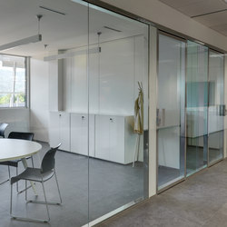 Partition W80   Wall partition systems   Tecno