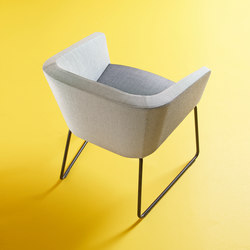 Ridge Guest |  Chair | Stühle | Stylex