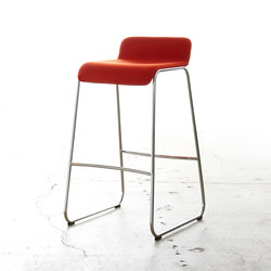 Allround l Bar Stool Small Shell | Bar stools | Stylex