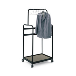 Conbrio Table Trolleys | Coat racks | Viasit