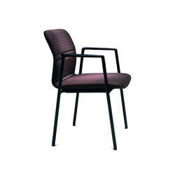 Bounce | Chair | Visitors chairs / Side chairs | Stylex