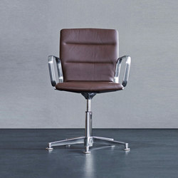 Butterfly Swivel High | Visitors chairs / Side chairs | Magnus Olesen