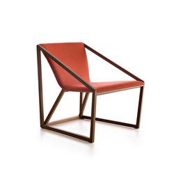 Kite Lounge | Sessel | Fornasarig
