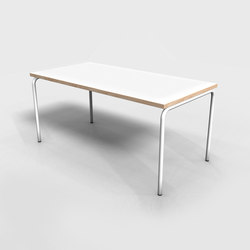TIMELESS folding table | Mesas multiusos | Magnus Olesen
