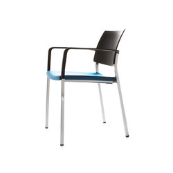 Brooks | Chair | Visitors chairs / Side chairs | Stylex