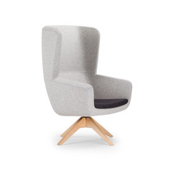 Arca | Lounge chairs | True Design