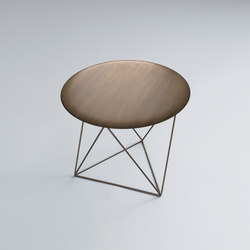 Dia | Wood End Table | Beistelltische | Stylex
