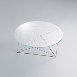 Dia | Glass Coffee Table | Tavolini da salotto | Stylex