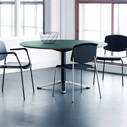 Butterfly table | Meeting room tables | Magnus Olesen