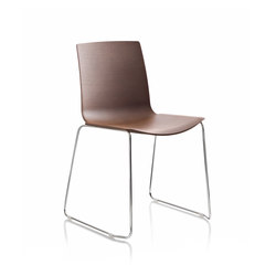 Data | DTS105 | Visitors chairs / Side chairs | Fornasarig