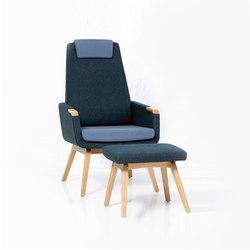 Solacia | Loungesessel | Magnus Olesen