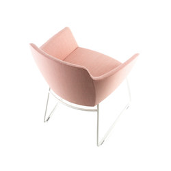 Nestle |  Chair | Visitors chairs / Side chairs | Stylex