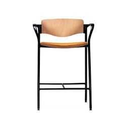Welcome | Counter Stool | Half Back | Taburetes de bar | Stylex