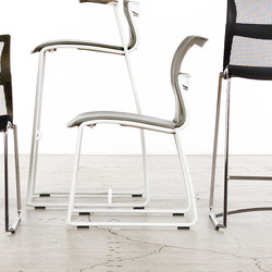 Zephyr | Chair | Visitors chairs / Side chairs | Stylex