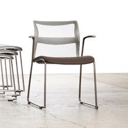Zephyr | Chair | Sièges visiteurs / d'appoint | Stylex