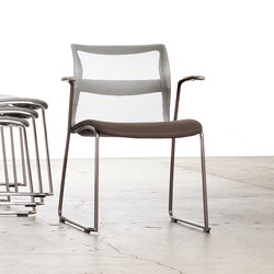 Zephyr | Chair | Sillas de visita | Stylex