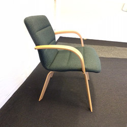Butterfly Lounge wood | Lounge chairs | Magnus Olesen