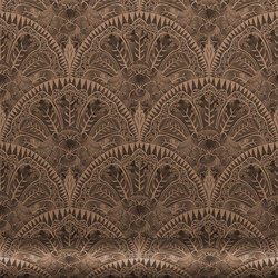 Florinda 114 Bronce | Wall coverings / wallpapers | Equipo DRT