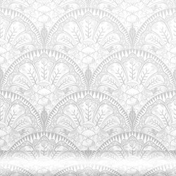 Florinda 993 Perla | Wall coverings / wallpapers | Equipo DRT