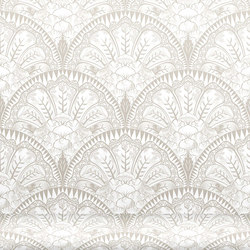 Florinda 989 Piedra | Wall coverings / wallpapers | Equipo DRT