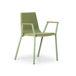 Marina | Visitors chairs / Side chairs | True Design