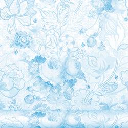 Berenice 335 Azul | Wandbeläge / Tapeten | Equipo DRT