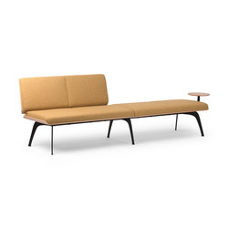 Millepiedi | Waiting area benches | True Design