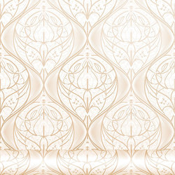 Alcina 236 Almendra | Revestimientos de paredes / papeles pintados | Equipo DRT