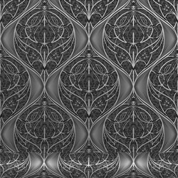 Alcina 987 Antracita | Revêtements muraux / papiers peint | Equipo DRT