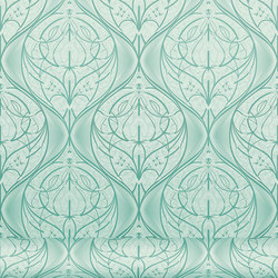 Alcina 481 Jade | Wall coverings / wallpapers | Equipo DRT