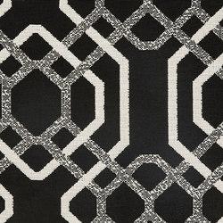 Alexandria | Black & White | Außenbezugsstoffe | Anzea Textiles