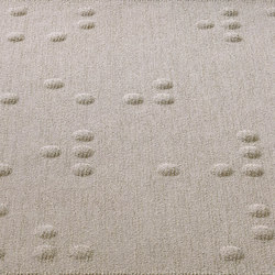 Surfaces 3D | Braille | Rugs / Designer rugs | Carpet Sign