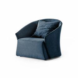 Bustier | Armchair | Loungesessel | Saba Italia