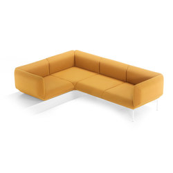 Segment sofa | Modular seating systems | Prostoria