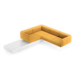 Segment modular sofa | Modular seating systems | Prostoria