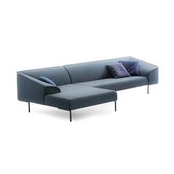 Seam sofa | Modular sofa systems | Prostoria