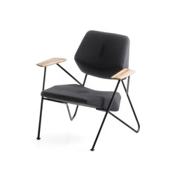 Polygon armchair | Lounge chairs | Prostoria