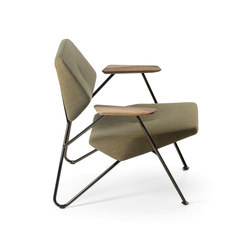 Polygon easy chair | Lounge chairs | Prostoria