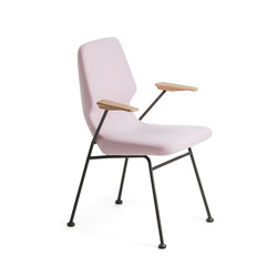 Oblique chair | Sillas de visita | Prostoria