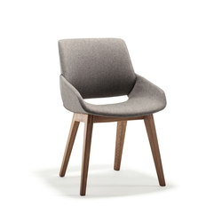 Monk chair | Visitors chairs / Side chairs | Prostoria