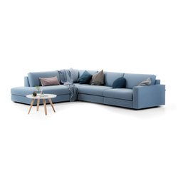 Classic sofa | Modular seating systems | Prostoria