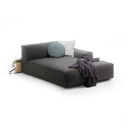 Cloud chaise longue | Chaise longue | Prostoria